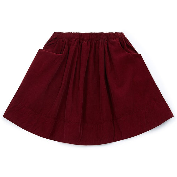 Bonton Skater Skirt with Pockets