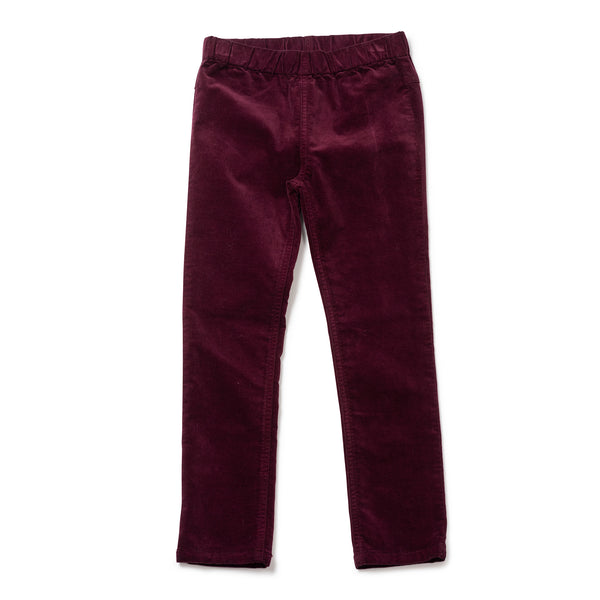 Velour Legging