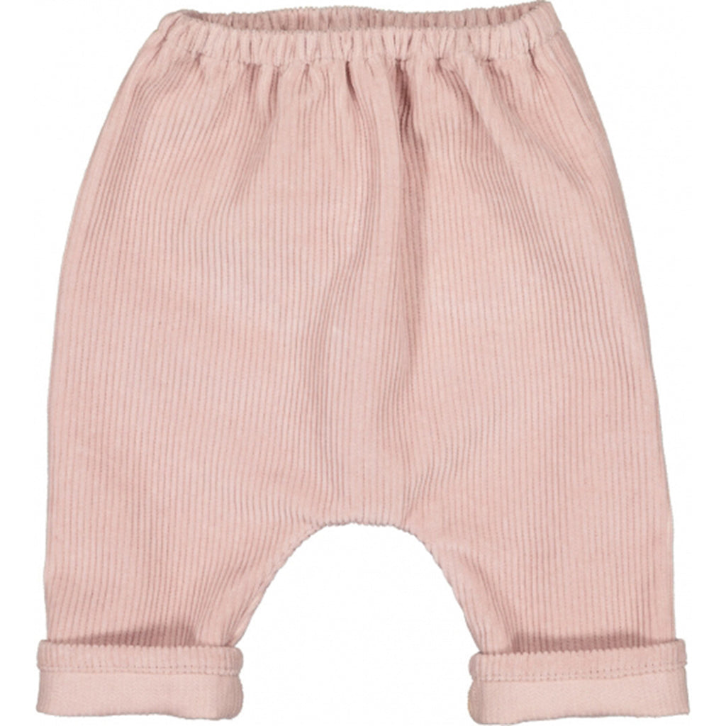 Jungle Big Corduroy Trousers Pink