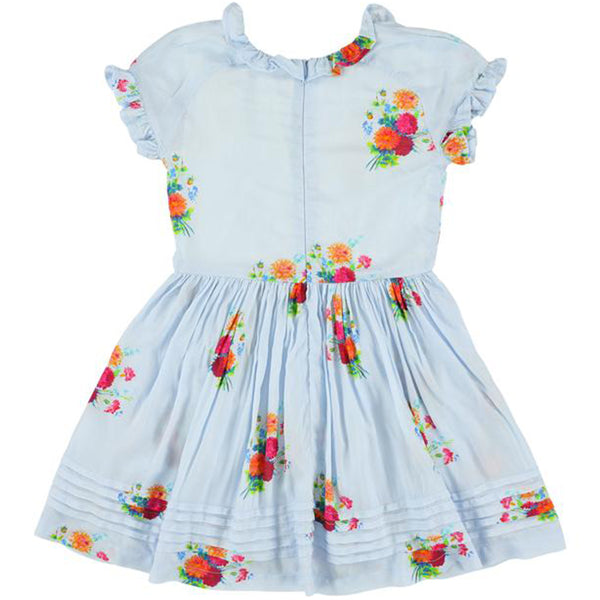 Lipstick Small Floret Dress