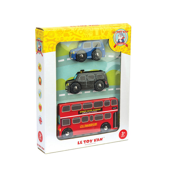 Little London Car Set
