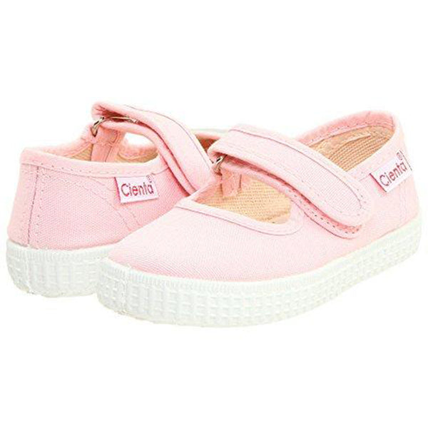 Mary Jane Shoe, Light Pink