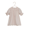 Maddie Dress Powder Pink