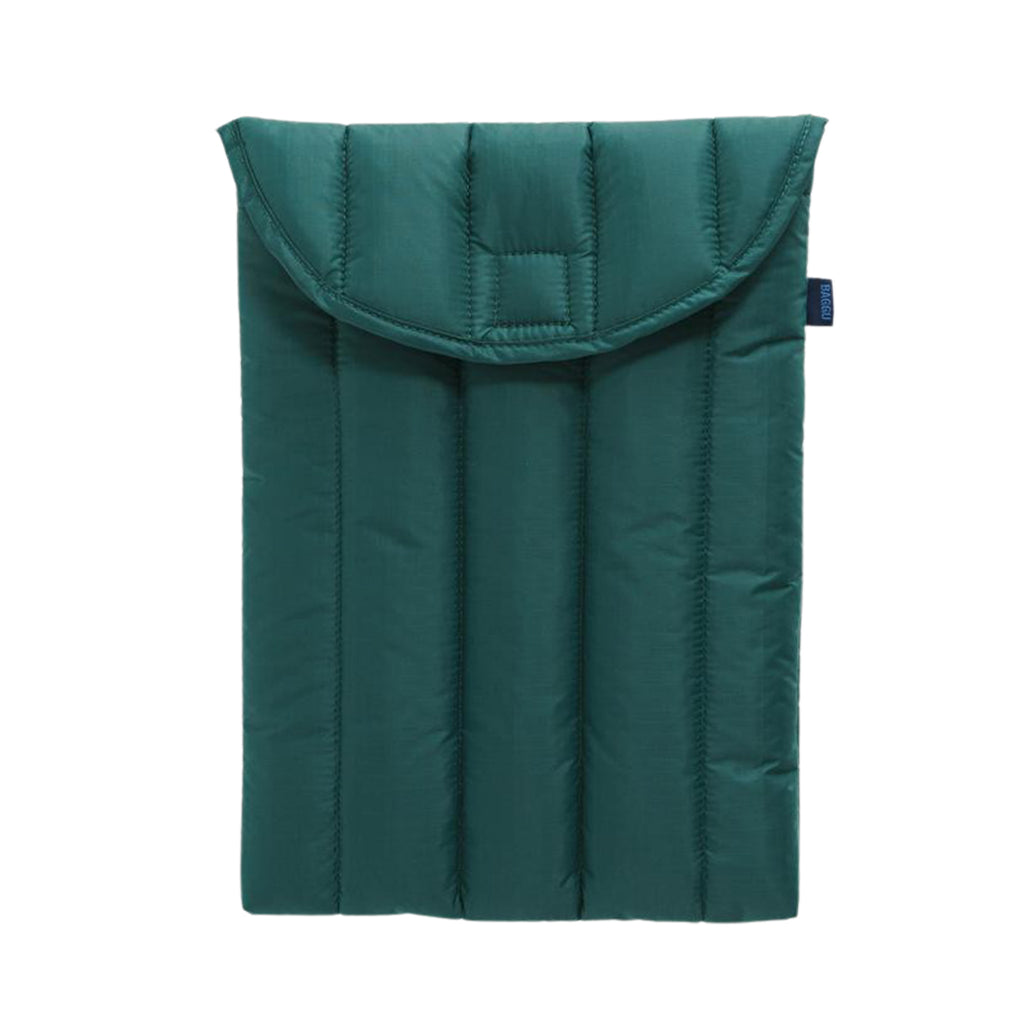 "Puffy Laptop Sleeve 13"" Malachite"