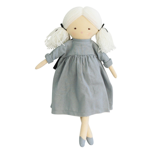 Matilda Doll - Grey