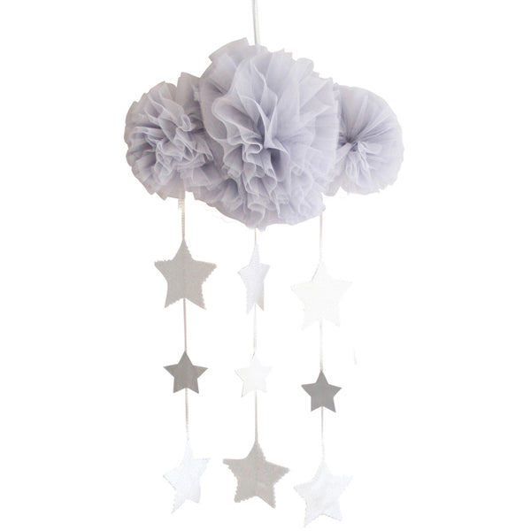 Tulle Cloud Mobile (multiple colors)