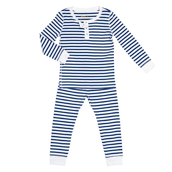 Petidoux Nautical Stripes Pajamas