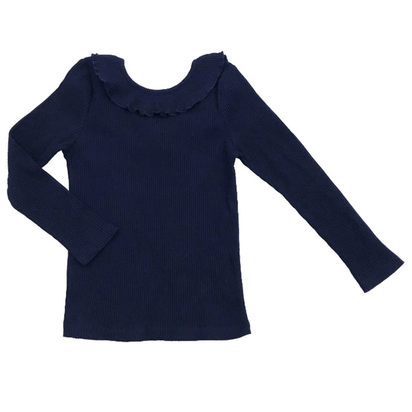 Princess Diana Top Navy