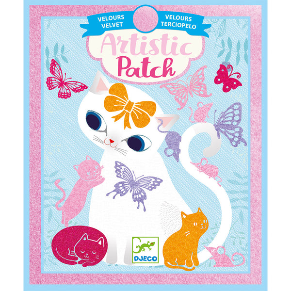 Artistic Patch Little Pets Velvet