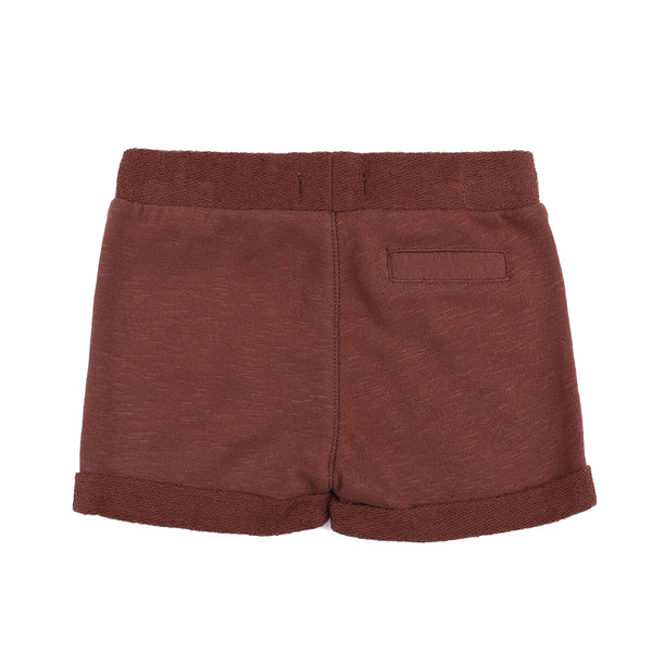 Sweat Shorts Russet