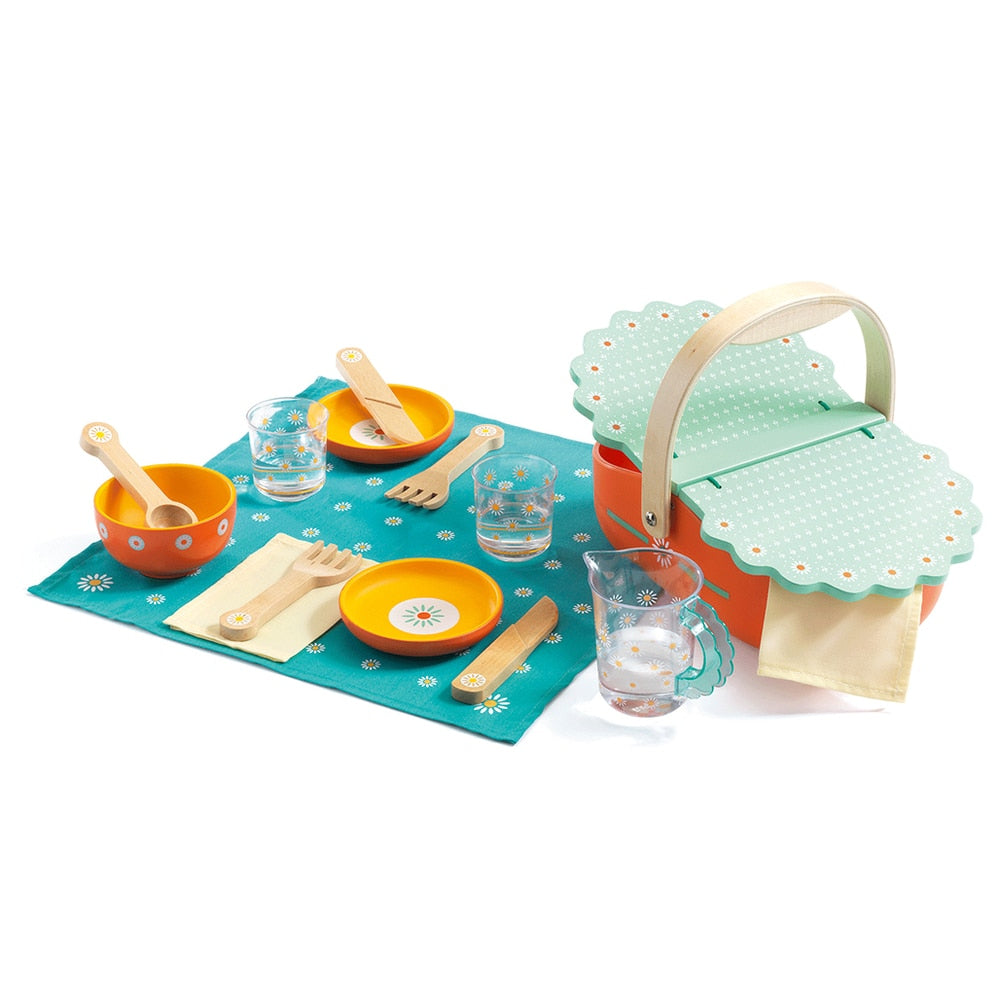 Djeco Role Play Set, Picnic