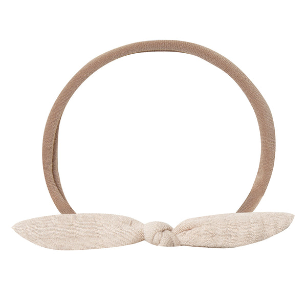 Little Knot Headband Natural