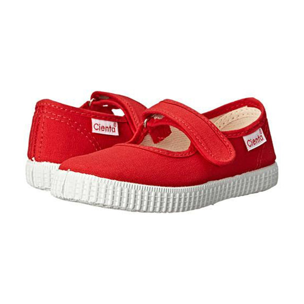 Cienta Mary Jane Shoe, Red