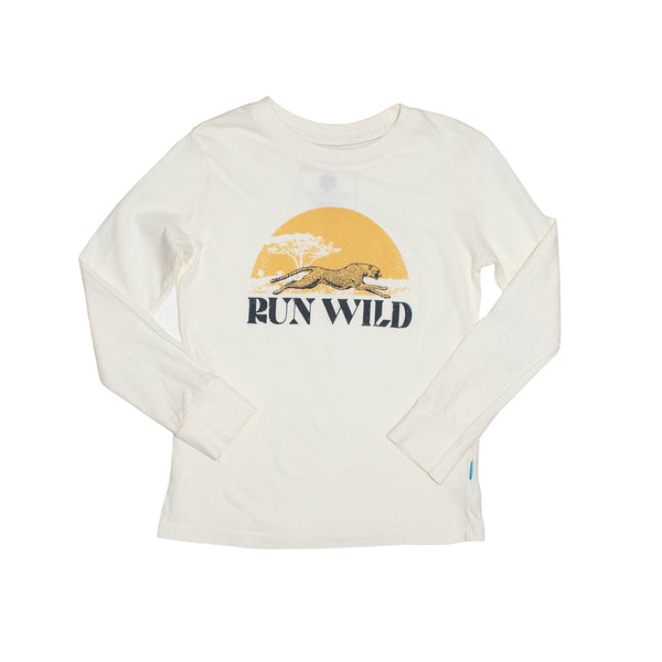 Run Wild Long Sleeve Tee