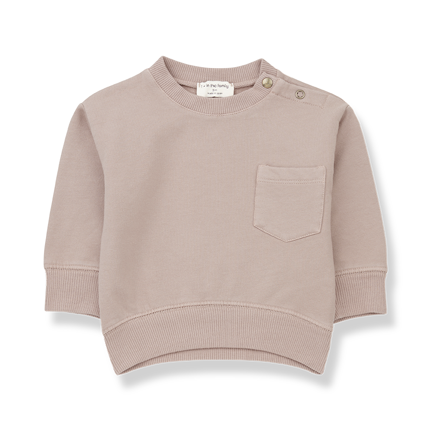 Salardu Sweatshirt Rose
