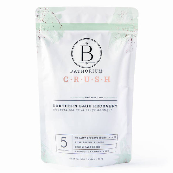 Northern Sage Recovery Bath Soak