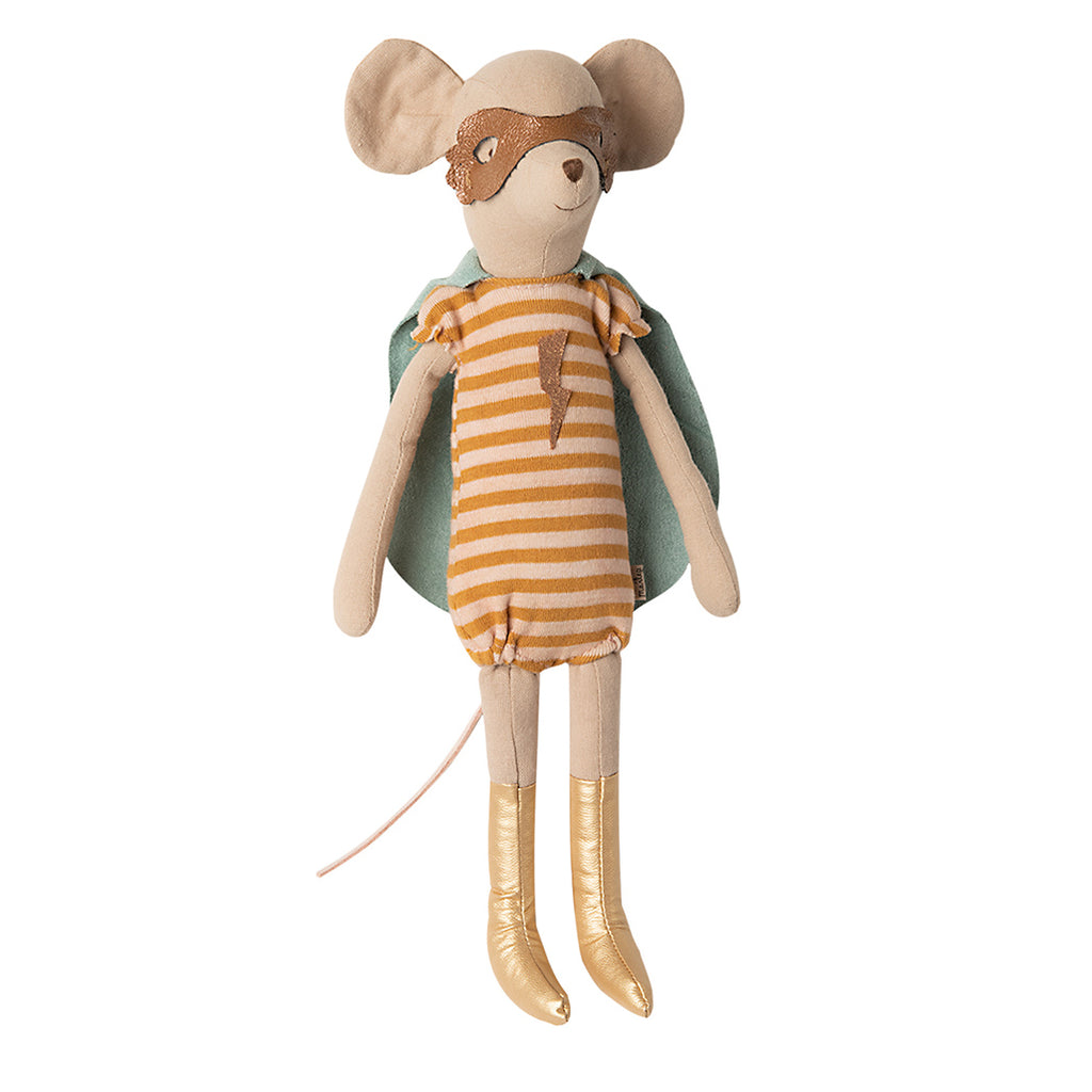 Superhero Mouse, Medium - Girl