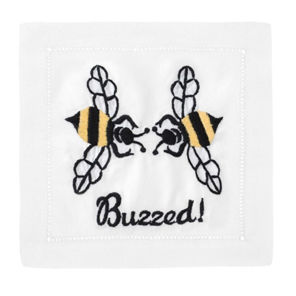 August Morgan Buzzed Cocktail Napkins