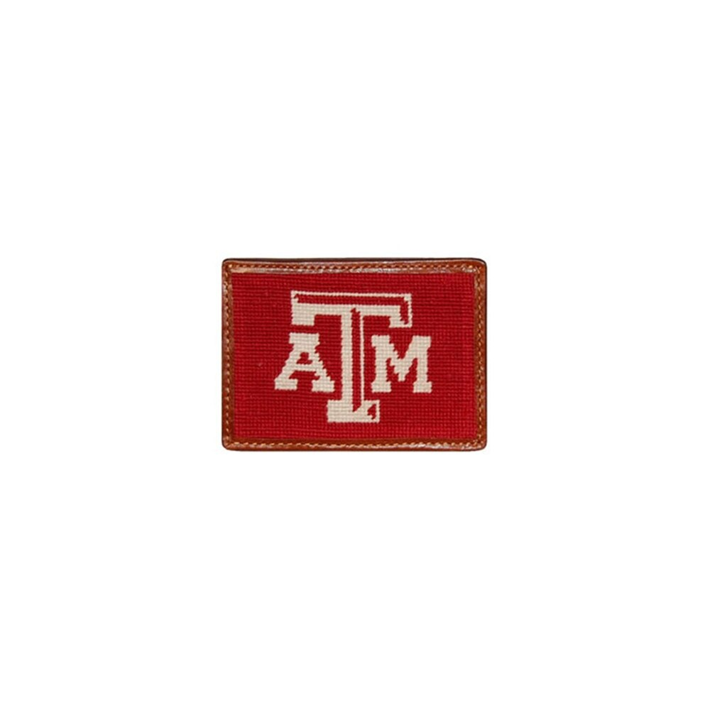 Smathers & Branson Texas A&M Credit Card Wallet