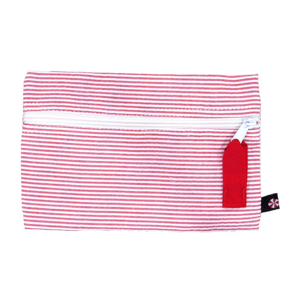 Cosmo Zip Bag with Monogram