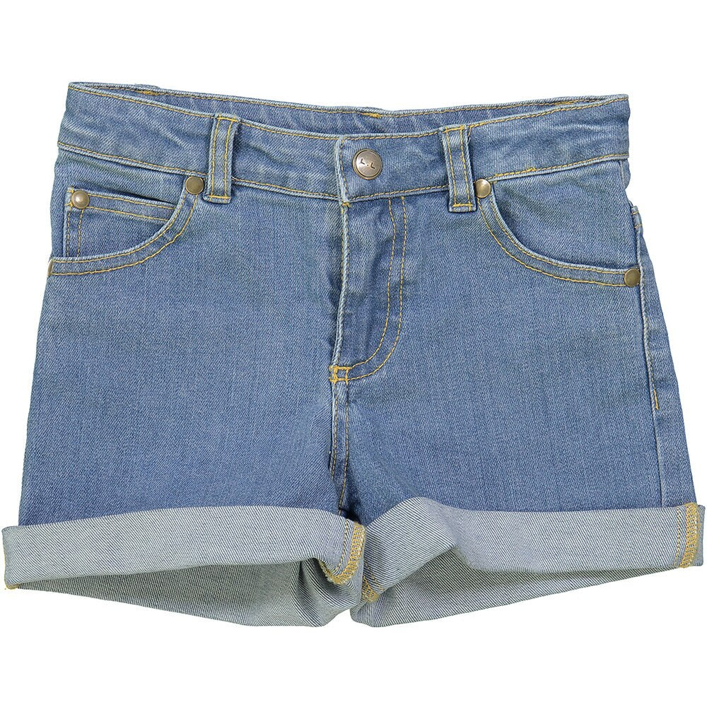 Louis Louise Aria Shorts, Denim Blue