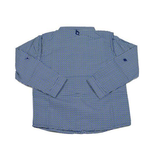 Blue Quail Everyday Long Sleeve Check Shirt