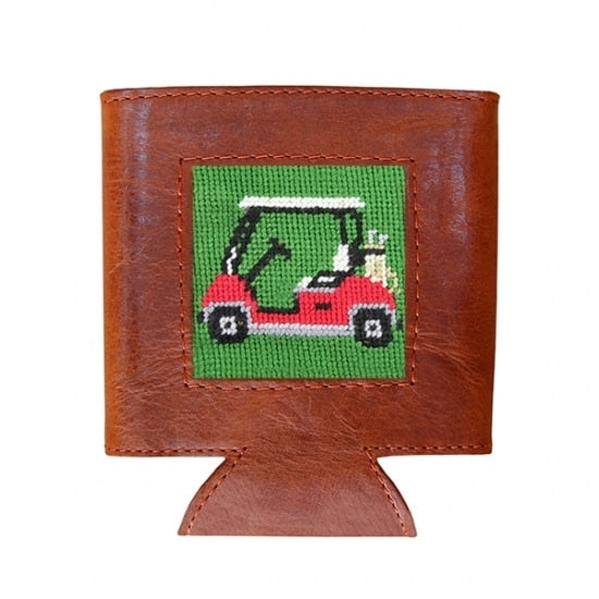 Smather & Branson Golf Cart Coozie