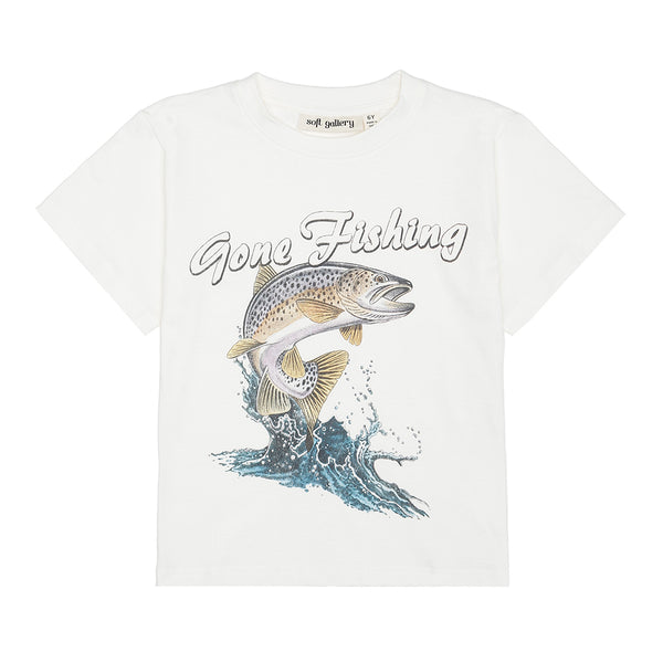 Asger T-Shirt Gone Fishing