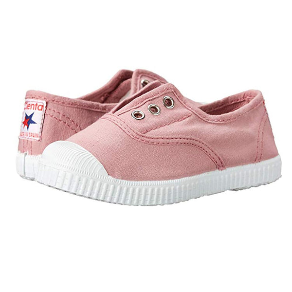 Cienta Laceless Shoe, Pink