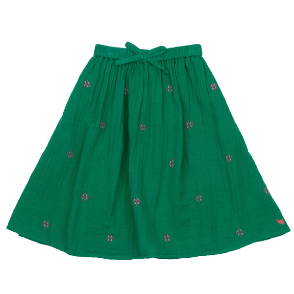 Loretta Skirt Bosphorous