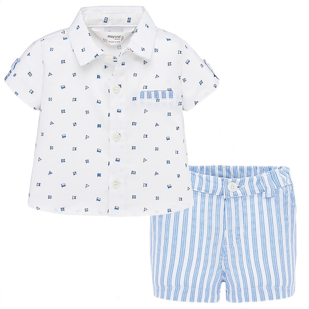 Dress Up Short Pants Set