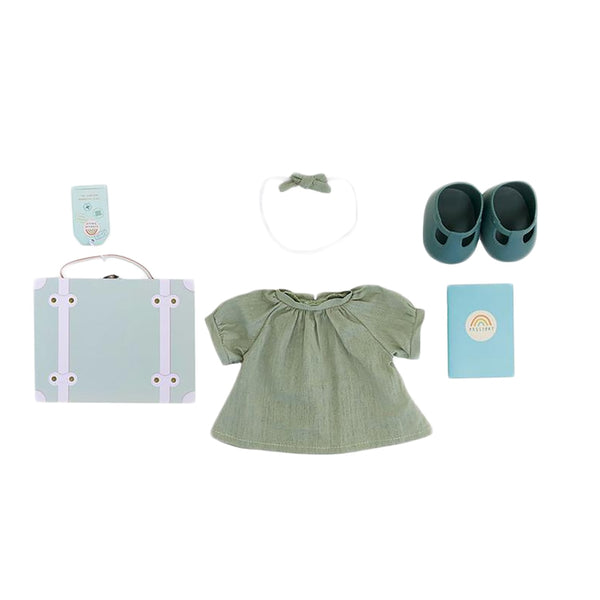 Olli Ella Travel Togs, Mint