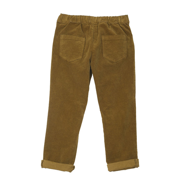 Velour Pant Ecorce