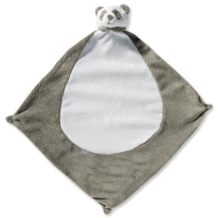 Angel Dear Panda Blankie with Monogram