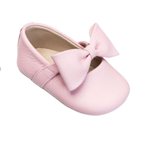 Baby Ballerina with Bow Blush
