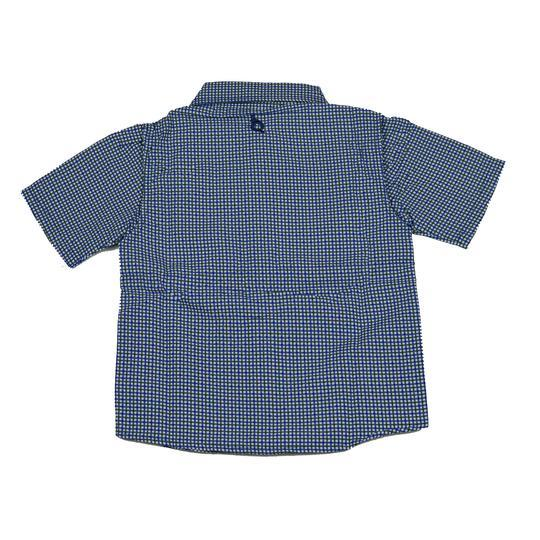 Blue Quail Everyday Short Sleeve Check Shirt