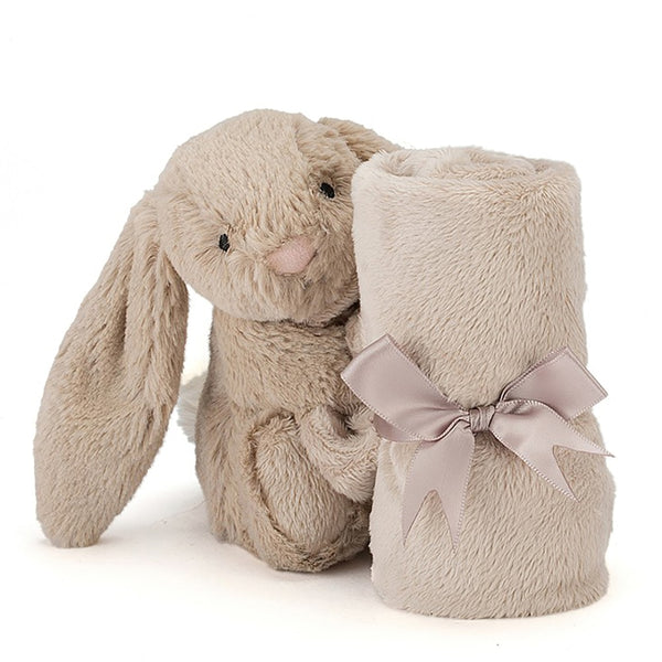 Jellycat Bashful Bunny Soother in Beige