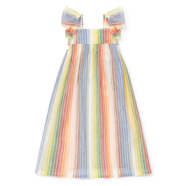 Multicolor Dress Ray