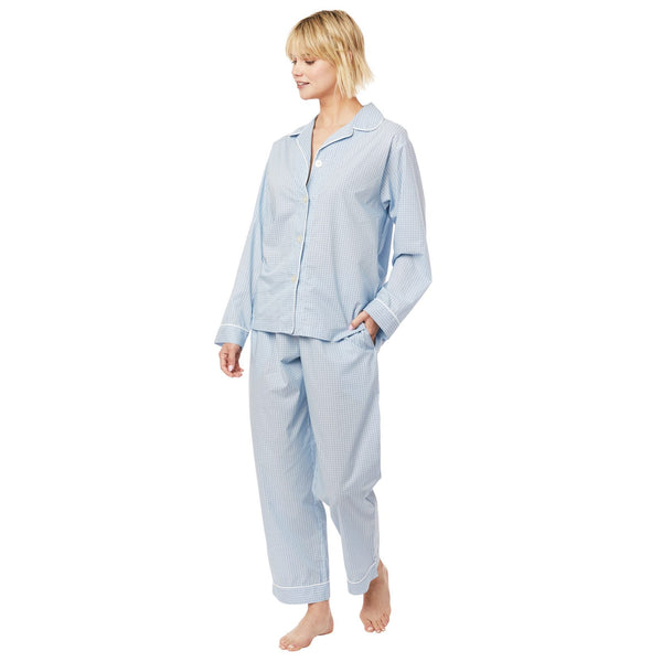 X's and O's Luxe Pima Pajama