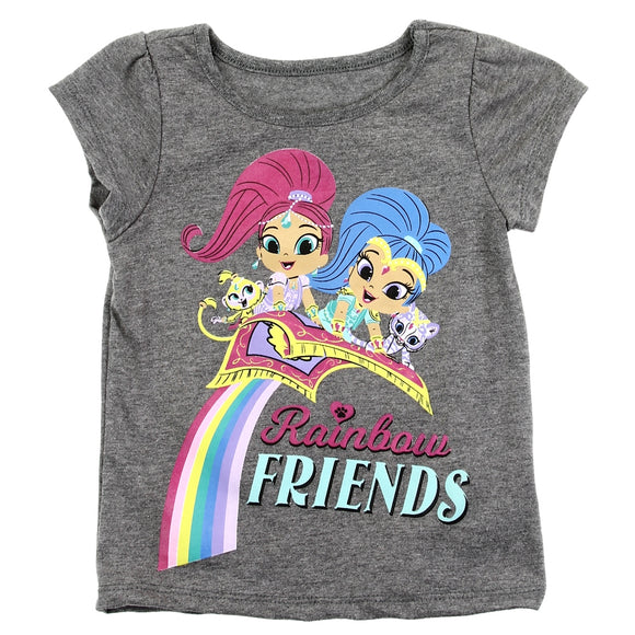 SHIMMER & SHINE Girls Toddler T-Shirt