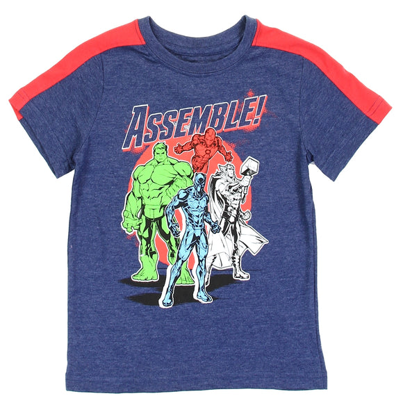 AVENGERS Boys Toddler T-Shirt
