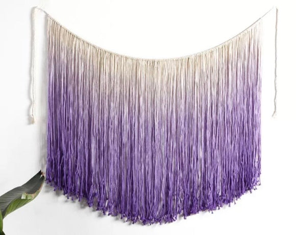 ***LIMITED STOCK*** Big Wall Macrame