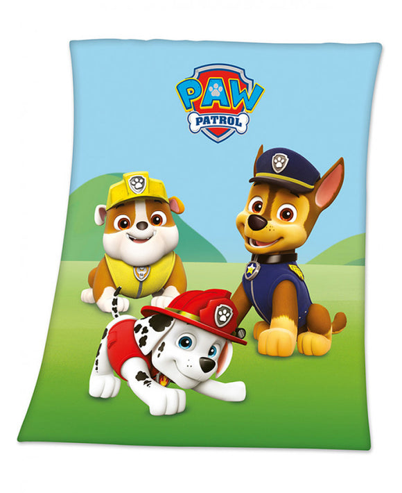 Paw Patrol Fleece Blanket