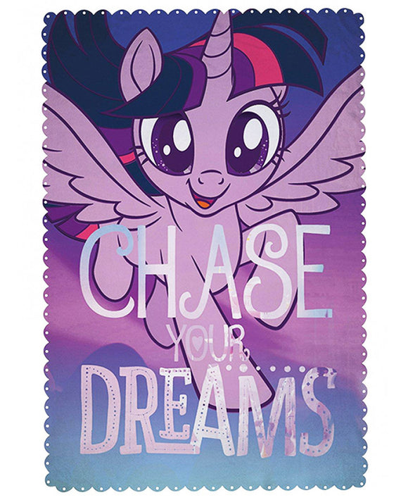 My Little Pony Adventure Fleece Blanket