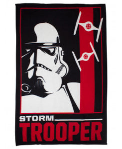 Star Wars Classic Trooper Blanket