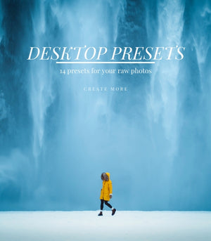 Desktop Presets - NEW