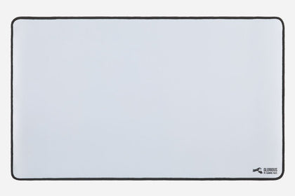 GLORIOUS XL EXTENDED MOUSE PAD WHITE EDITION. 36x61cm