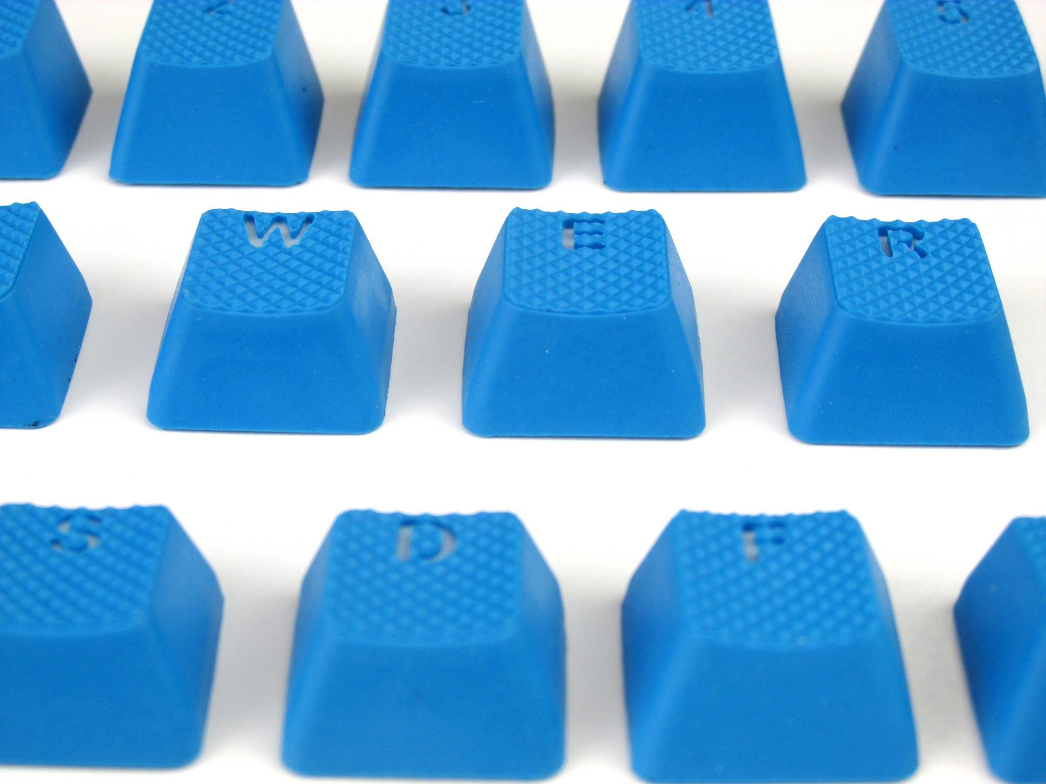 Tai Hao ABS Double shot keycap -18keys TPR SkyBlue