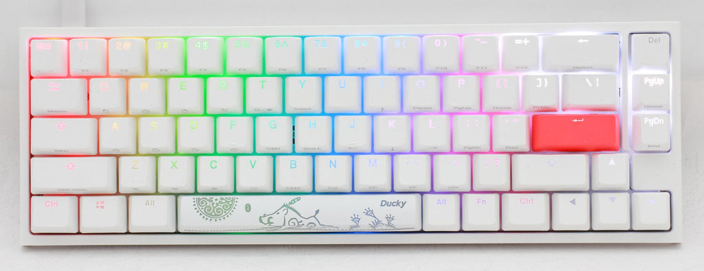 Ducky One2 SF White