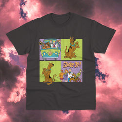 Polera Scooby Doo Colours